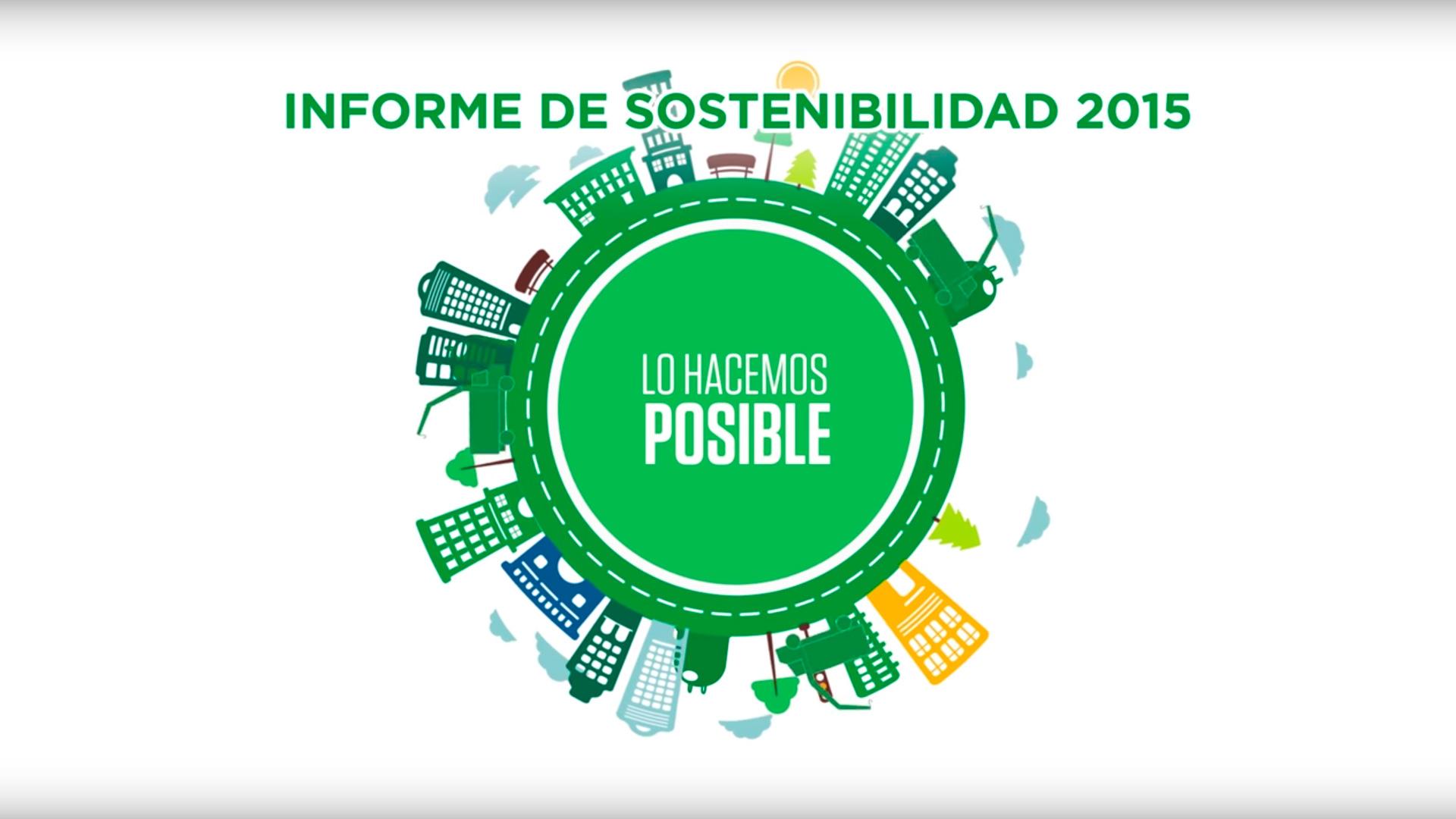 Informe Sostenible