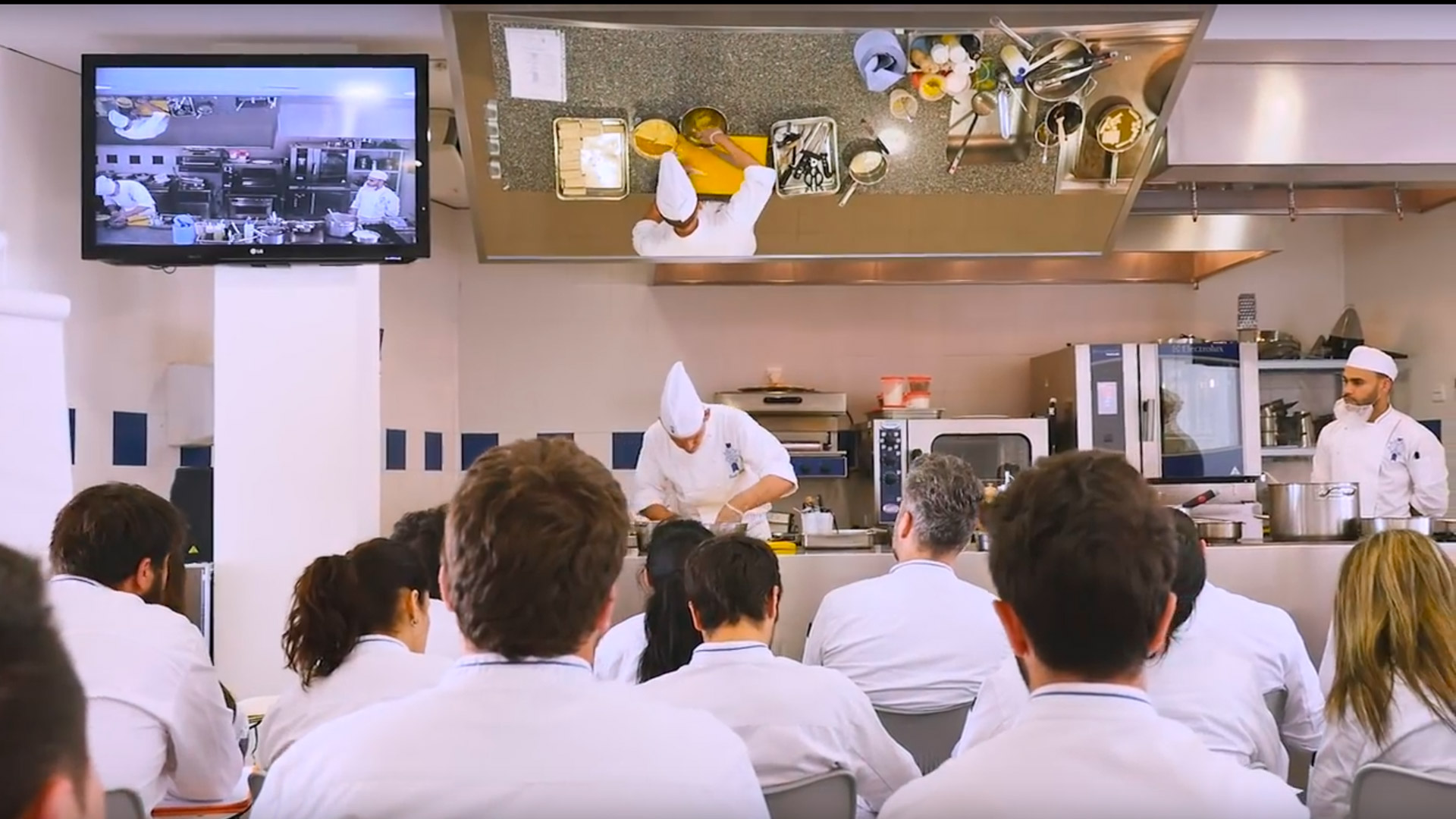 Video Le Cordon Bleu