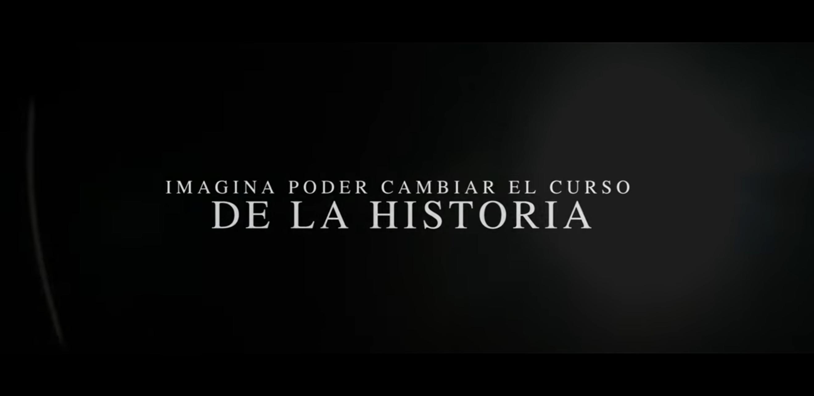Cambia la Historia Teaser
