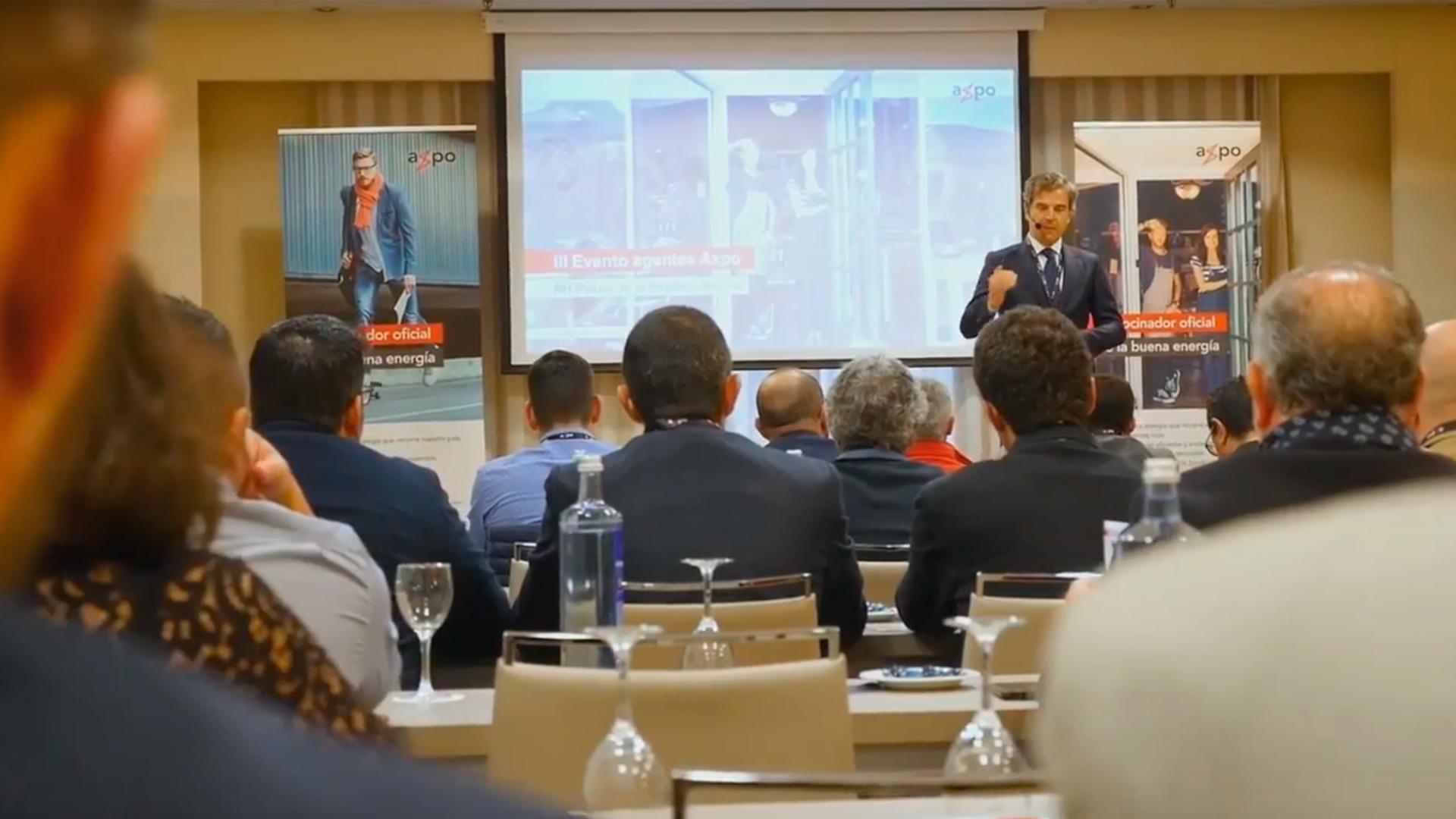 AXPO Convención España