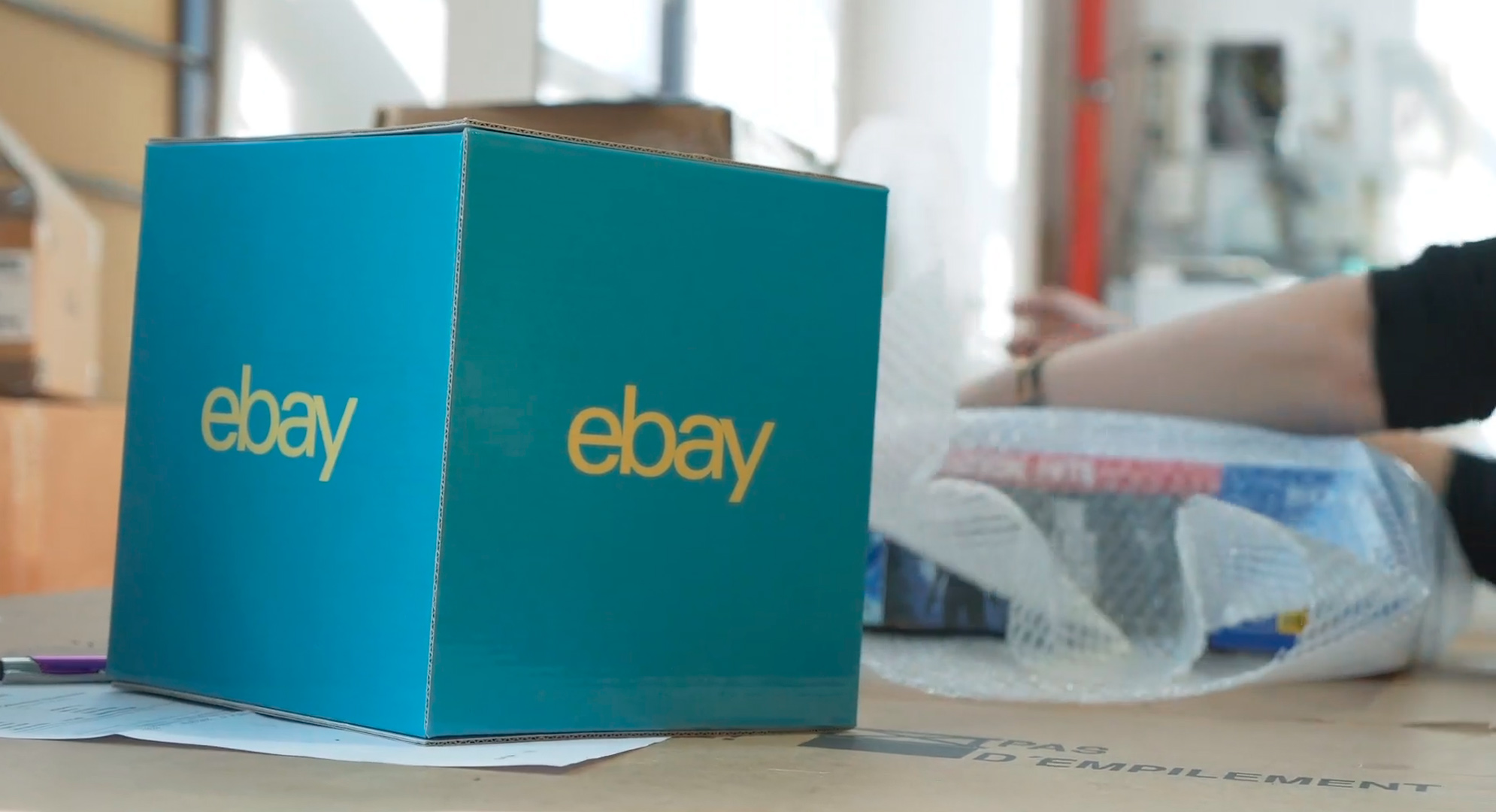 eBay - video corporativo