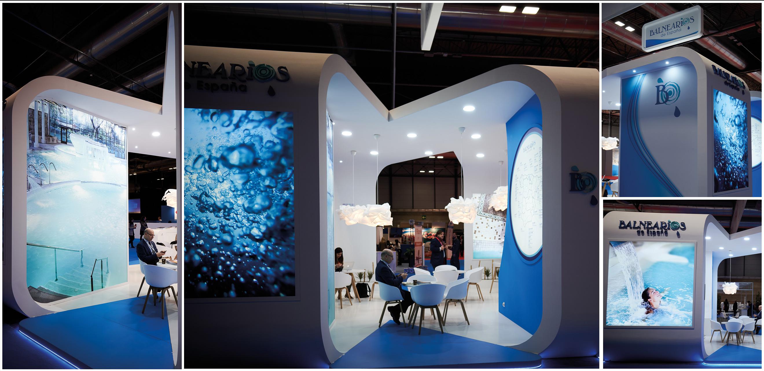 Diseño Producción y Dinamizacion del Stand | Agencia de Publicidad Madrid