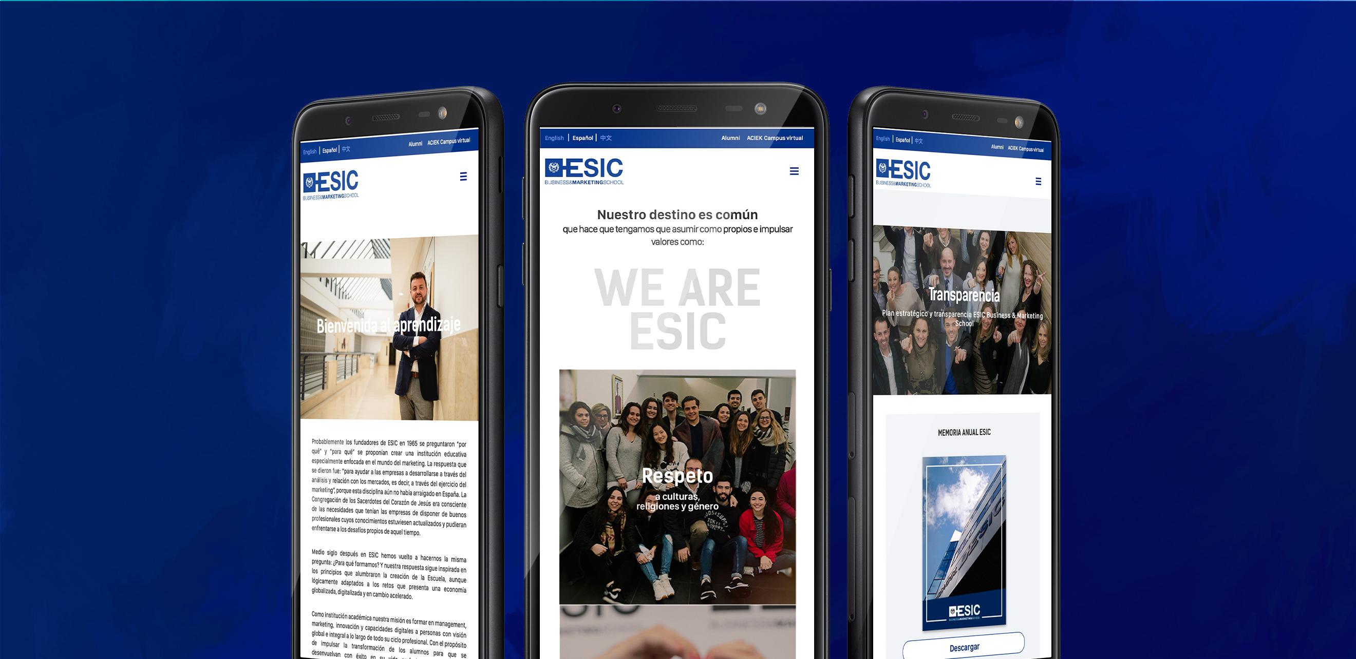 Nuevo Portal Corporativo Agencia de Publicidad
